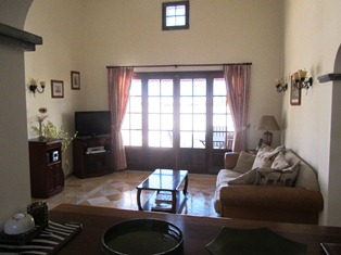 View of the Lounge