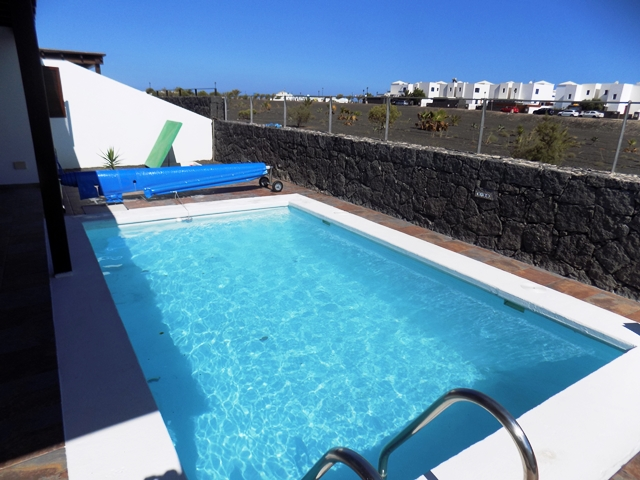 Private Electrically Heated Pool