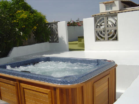 Artci Spa 4 Seater Hot Tub
