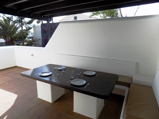 Al-Fresco Dining Area
