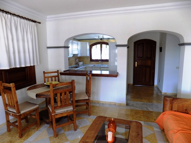 Lounge towards Kitchen