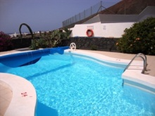 Private Feature pool (7.2m x 3.69m)