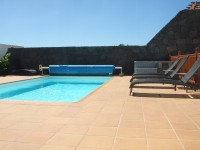 8m x 4m Private electrically Heated Pool