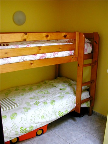Bedroom 3 - Bunk beds