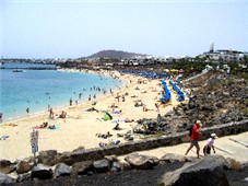 View of Dorada Beach