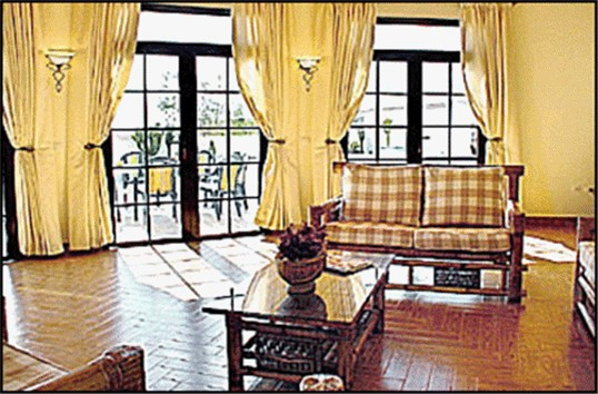 View of Lounge towards Terrace