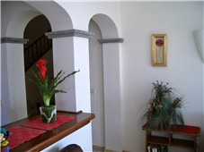Archway in Lounge Leading to Hall / Kitchen