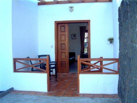 Entrance to Villa De Moda