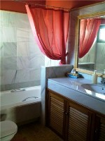 One of the two Bath / Shower Rooms