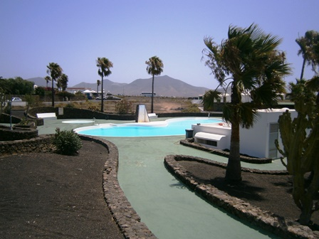 Another view of the Community Pool - Short walk from Villa