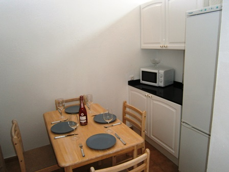 Another view of the Dinng Area in Kitchen