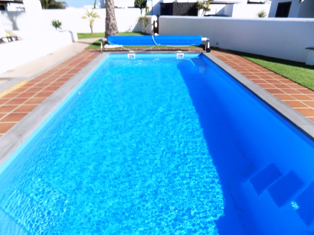 8m x 4m Private, Electrically Heated Pool