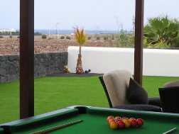 Another View from Pool Table