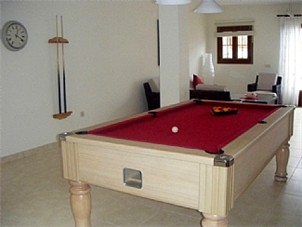 7ft x 4 ft Slated Pool Table