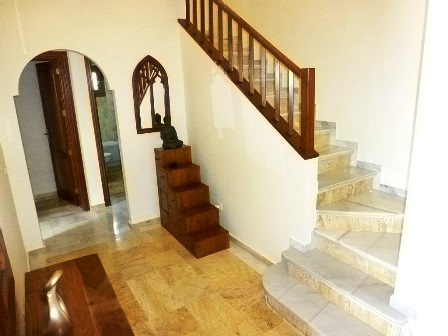 Hallway - Stairs to Master Suite