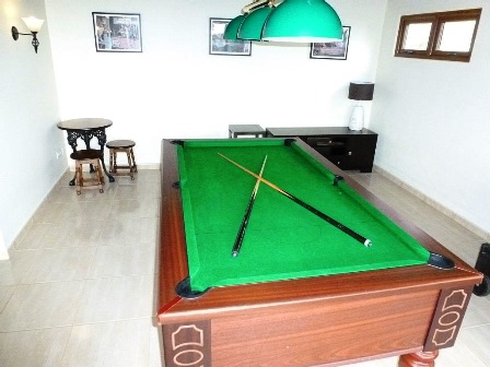 UK Matchplay Pool Table