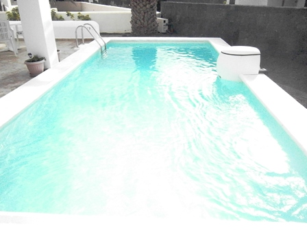 7m x 3m Electrically Heated Pool