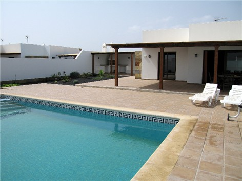 Another view of Pool / Terrace Area