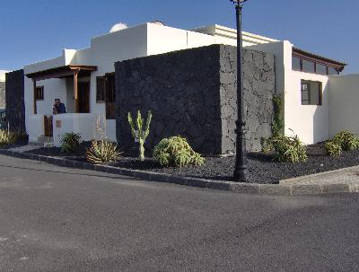 Another External view of the Villa